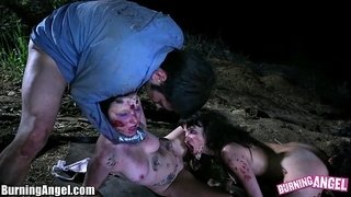 Burning-Angel-Evil-Head-Zombie-Fucking-Foursome