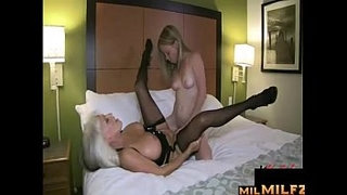 lesbian-mom-and-young-dauaghter-fuck-each-other-with-double-strapless-dildo