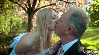 Young-blonde-moaning-fucking-an-old-man-she-swallows-his-cumshot