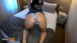 Invited-my-step-sister-in-hotel-room---Anal---Pussy-fucking-/-Creampied-Ass