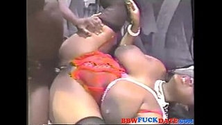 Mega-Fat-Ebony-Squirting-Breast-Milk-on-Huge-Cock