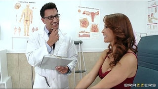 HOT-redhead-MILF-Monique-Alexander-gets-a-checkup