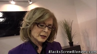 Old-lady-rides-black-cock