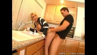 MILF-Fucked-in-the-Kitchen!