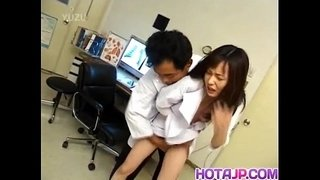 Japanese-AV-Model-nurse-is-fucked-oral-and-in-cooter-by-doctor