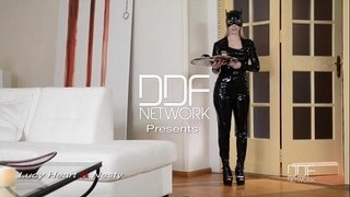 Latex-Femdom-enjoys-Anal-Sex-show-with-Russian-starlet-Lucy-Heart