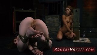 Stepmother-punishes-chum's-daughter-and-intense-bondage-first-time