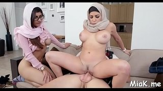 Doggy-style-fuck-for-an-arab-gal