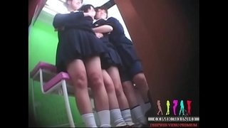 Voyeur-with-girls-high-school-girls-and-their-ass-in-toilet-at-the-library