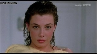 Kelly-LeBrock---Topless,-Upskirt-&-Sexy-Scenes---The-Woman-in-Red-(1984)