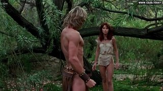 Tanya-Roberts---Girls-naked-swimming-in-the-lake,-outdoor-sex---The-Beastmaster-(1982)