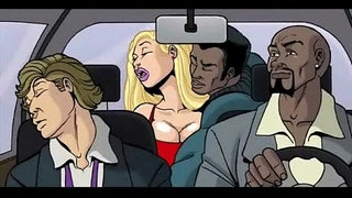 Interracial-Cartoon-Video