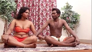 Hot-Indian-Girl-Teaching-Yoga...more-on-900cams.net