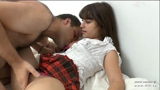 Pretty-young-amateur-french-school-girl-banged-with-cum-in-mouth