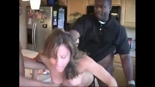 Wende---wife-forced-by-blacks-in-kitchen