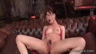Horny-Maomi-Nagasawa-squirts-intense-after-hardcore-dildoing