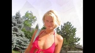 Ass-Traffic-Tall-blonde-takes-dual-penetration-and-facial