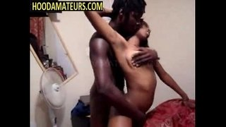 Black-couples-first-time-video