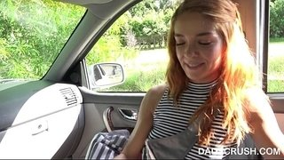 Dadscrush--Blowjob-from-my-Daughter-POV