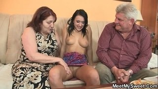 He-leaves-and-parents-seduce-his-GF