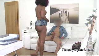Fake-agent-rimming-nasty-ebony-amateur-babe