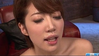 Makoto-Yuukia-ends-with-jizz-on-her-nice-lips-and-tits