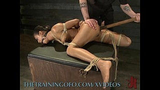 Slave-Gets-Her-Pussy-Pumped-and-Worked