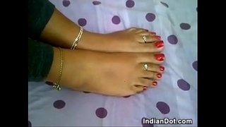 Indian-Teen-Gives-A-Foot-Job-Point-Of-View