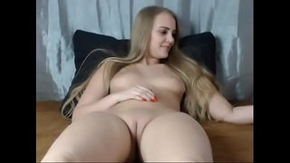 Sexy-Young-Blonde-Shows-Off-her-Shaved-Pussy-on-Cam---CamGirlsUntamed.com