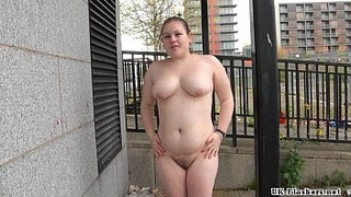 Busty-bbw-amateur-Charlies-public-nudity-and-crazy-exhibitionism-outdoors