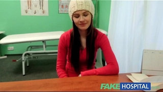 FakeHospital-Spy-on-pretty-teen-seduced-and-takes-creampie-from-doctor