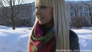 A-cute-Russian-babe-seduced,-fucked-and-gets-a-cumshot-in-mouth