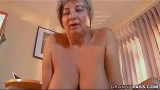 Busty-Granny-Seduces-Young-Guy-With-Her-Big-Tits
