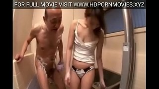 Beautiful-Japanese-wife-forced-by-father-in-law