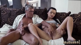 Skinny-granny-anal-old-and-dad-daddy-father-patron'-crony's-daughter