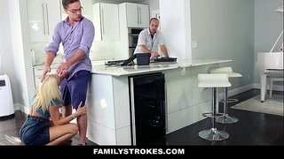 FamilyStrokes---Cutie-Fucks-Her-Step-Cousin-While-Uncle-Works