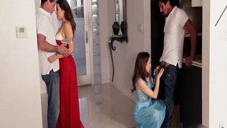 StepDad-Taboo-Roleplaying-With-Fascinating-Daughter