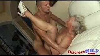 Banging-the-granny-hairy-pussy