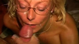 UK-Milf-Jade-Swallows-Gets-Cum-on-Her-Glasses